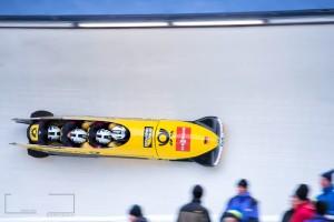 Bob und Skeleton Weltcup - Altenberg 2015 -